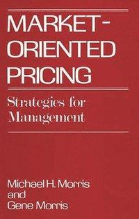 Market-Oriented Pricing (inbunden)