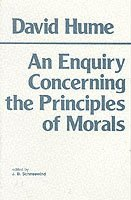 An Enquiry Concerning the Principles of Morals (inbunden)