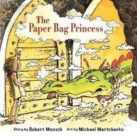 The Paper Bag Princess (inbunden)
