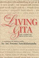 The Living Gita: Commentary for Modern Readers (h�ftad)