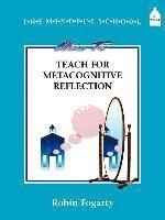 How to Teach Metacognitive Reflection (inbunden)