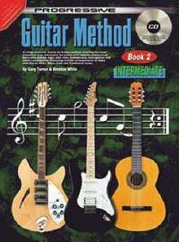 Progressive Guitar Method: Book 2 / CD Pack (e-bok)