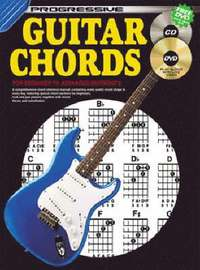 Progressive Guitar Chords: CD Pack (e-bok)