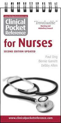 Clinical Pocket Reference for Nurses (e-bok)