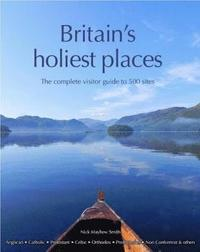 Britain's Holiest Places (h�ftad)
