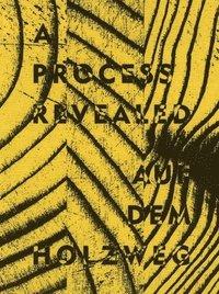 A Process Revealed / Auf Dem Holzweg (inbunden)