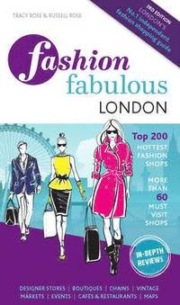 Fashion Fabulous London (häftad)