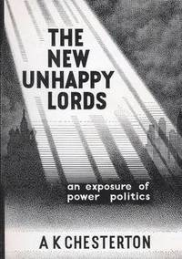 The New Unhappy Lords (h�ftad)