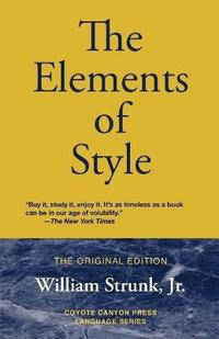 The Elements of Style (h�ftad)