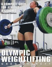 Olympic Weightlifting (h�ftad)