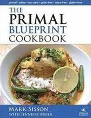 Primal Blueprint Cookbook (inbunden)