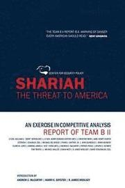 Shariah: The Threat to America (h�ftad)