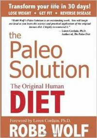 The Paleo Solution (inbunden)
