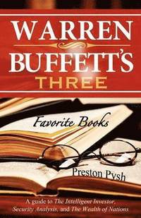 Warren Buffett's 3 Favorite Books (h�ftad)