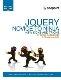 jQuery: Novice to Ninja 2nd Edition (h�ftad)