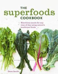 The Superfoods Cookbook (kartonnage)
