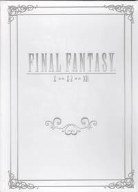 Final Fantasy Box Set 2: Official Game Guide (inbunden)