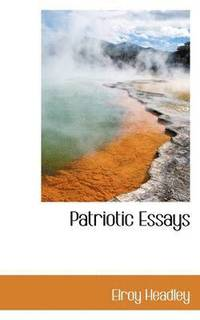 What Patriotism Means to Me Essay Contest