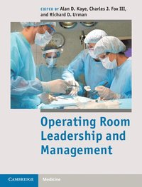 Operating Room Leadership and Management (inbunden)