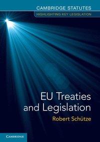 EU Treaties and Legislation (häftad)