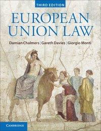 European Union Law (h�ftad)