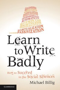 Learn to Write Badly (h�ftad)