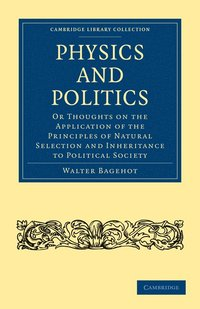 Physics and Politics (inbunden)