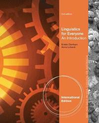 Linguistics for Everyone (h�ftad)