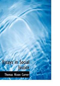 social justice essay - GCSE Sociology - Marked by Teachers.com