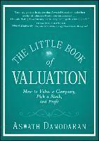 The Little Book of Valuation (inbunden)