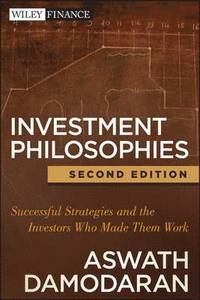 Investment Philosophies (inbunden)