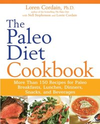 Paleo Diet Cookbook (inbunden)