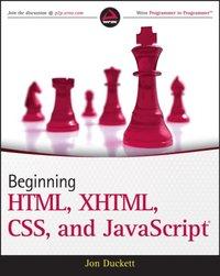 Beginning HTML, XHTML, CSS, and JavaScript (e-bok)