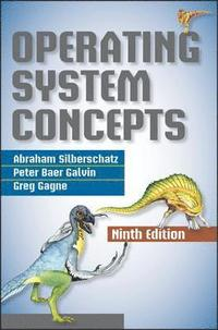 Operating System Concepts (inbunden)