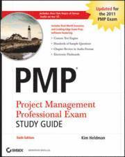 PMP: Project Management Professional Exam Study Guide, 6th Edition Book/CD Package (h�ftad)