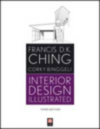 Interior Design Illustrated (h�ftad)