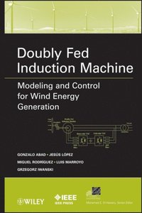 Doubly Fed Induction Machine (inbunden)