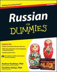Russian For Dummies (inbunden)