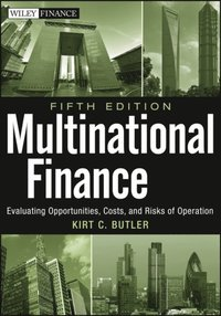 Multinational Finance (e-bok)