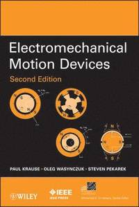 Electromechanical Motion Devices (inbunden)