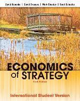 Economics of Strategy (h�ftad)