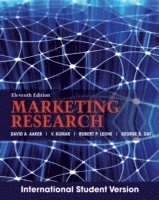 Marketing Research (h�ftad)