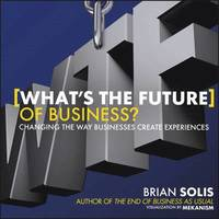 What's the Future of Business? (inbunden)