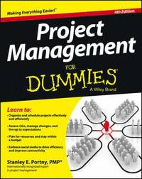 Project Management For Dummies(R) (h�ftad)