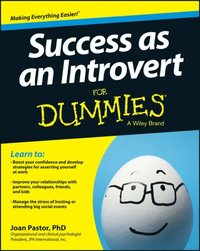 Success as an Introvert For Dummies (e-bok)