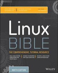 Linux Bible (h�ftad)