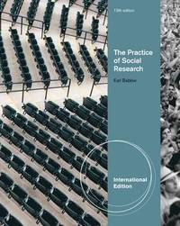 The Practice of Social Research, International Edition (h�ftad)