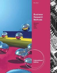 Business Research Methods, International Edition (with Qualtrics Printed Access Card) (h�ftad)