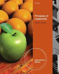 Principles Of Leadership (h�ftad)