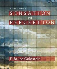 Sensation and Perception (with CourseMate Printed Access Card)